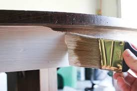How To Paint Kitchen Table And Chairs by How To Paint Furniture A Beginner U0027s Guide Erin Spain