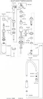 kohler kitchen faucet parts diagram awesome moen kitchen faucet parts diagram best kitchen faucet