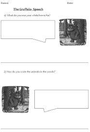 10 best the gruffalo teaching ideas images on pinterest teaching