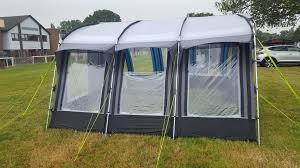 Hobby Caravan Awnings Awning Royal Wessex 390 Awning O Meara Camping