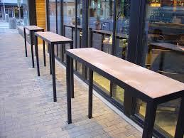 Concrete Tables For Sale Concrete Tables Starbucks Concrete Planters