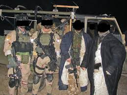 navy seal ghost mask 4 key differences between the green berets and delta force we