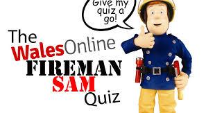 fireman sam quiz hero door wales