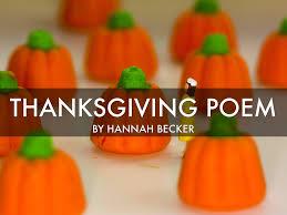 thankful thanksgiving poems thankful poem by 19beckerh
