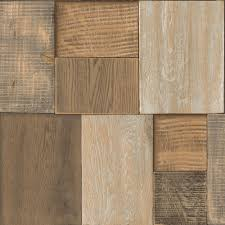 Faux Wood Wallpaper by Muriva Wood Blocks Brown Wallpaper J27007 14 97 Wallpaper