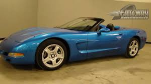 1999 chevrolet corvette convertible 1999 chevrolet corvette for sale at gateway cars in