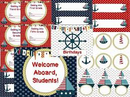 Nautical Themed Music - 270 best nautical theme classroom decor images on pinterest