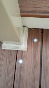 Recessed Deck Lighting Portfolio Recessed Led Deck Lighting