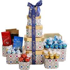 food gift sets lindt tower gift set 5 pc walmart
