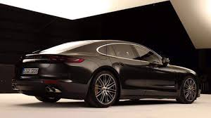 porsche panamera turbo 2017 wallpaper 2017 porsche panamera rear three quarter leaked indian autos blog