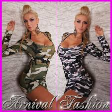 new womens camo tops size 8 10 12 ladies camo clothing