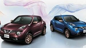nissan convertible juke nissan juke 80th special color limited edition launched in japan