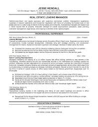 Operations Assistant Resume Download Real Estate Administration Sample Resume