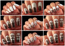 diy nail art reindeers find fun art projects to do at home and
