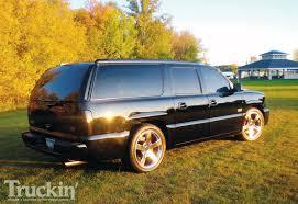 chevrolet suburban 2003 readers u0027 rides 2002 dodge ram truckin u0027 magazine