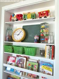 playroom shelving ideas how to keep the toys from taking over white house black shutters
