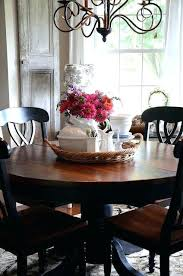 kitchen centerpiece ideas small centerpiece ideas kitchen table for small spaces dining table
