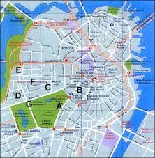 boston tourist map wca tours boston2