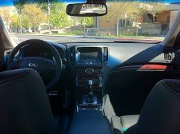 G37s Interior Review 2011 Infiniti G37 Making Its Mark As A Drivers Car