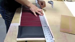 Aircraft Upholstery Fabric How To Upholster An Aircraft Seat Youtube