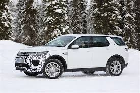 land rover discovery sport 2014 land rover is testing a new prototype of the discovery sport