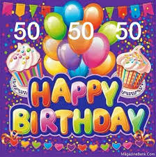 50 beautiful happy birthday greetings 32 best 50 50 50 images on birthday cards birthday