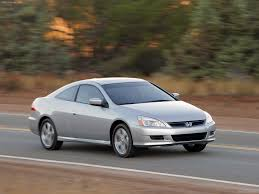 honda accord coupe ex l 2007 pictures information u0026 specs