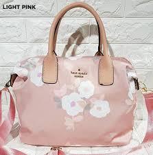 light pink kate spade bag 73 off kate spade lyla floral print crossbody bag promo lbms