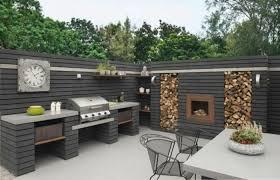 construction cuisine d été extérieure 1001 idées d aménagement d une cuisine d été extérieure patios