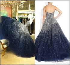 navy blue puffy quinceanera dresses ball gowns 2016 strapless