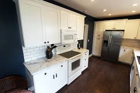 white kitchen cabinets laminate countertops white kitchen with marble look laminate countertop akron