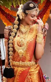 jasmine rose flower crown south indian braidal hairstyle