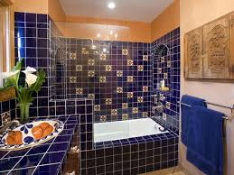 mexican tile bathroom designs mexican tile designs for house interior room furniture ideas