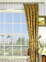 100 Curtains Clearance Hebe Burlywood Regal Floral Damask Versatile Pleat