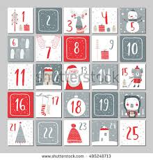 advent calendar advent calendar stock images royalty free images vectors