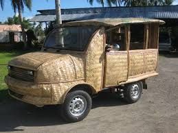 philippines taxi could renewable bamboo be as strong as carbon fiber for