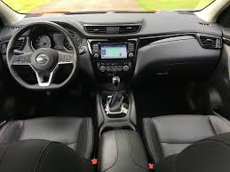 nissan rogue noise when turning road test 2017 nissan rogue sport sl the intelligent driver