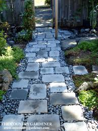Flagstone Walkway Design Ideas by An Inexpensive Option For A Beautiful Path Flagstones And River
