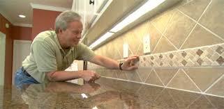ceramic tile backsplash 1000 images about kitchen backsplashes on