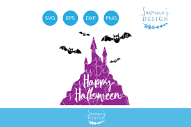 happy halloween svg halloween svg cas design bundles