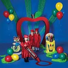 preschool graduation decorations abc and 123 complete theme graduation decorations