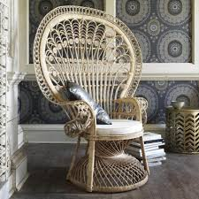Cane Peacock Chair For Sale My House Candy Going Boho Part 4 Super Makes U0026 Supermodels