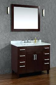 Zola Bathroom Furniture Bathroom Vanity Set With Mirror Northlight Co