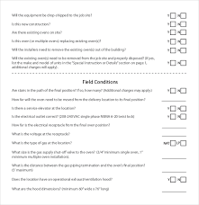example of survey form taste test questionnaire customer