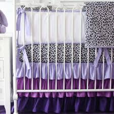 Cheetah Print Crib Bedding Set Awesome Sparkling Cheetah Print Bedding And Gift Interesting