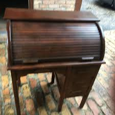 Antique Roll Top Desk by Find More Antique Roll Top Desk Secretary Real Wood Good For