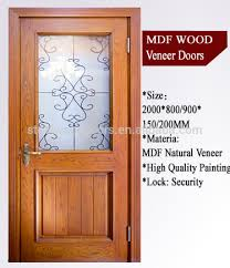 Kitchen Interior Doors Solid Wooden Front Door Designs Used For Interior Door View Front