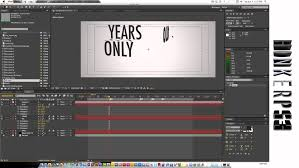 tutorial kinetic typography after effects adobe after effects tutorial kinetic typography youtube