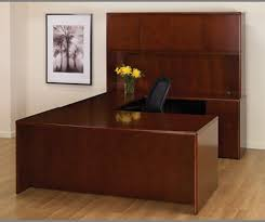 U Shape Desk Sonoma U Shape Desk Office Discounted Beautiful Wood