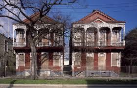 Katrina Homes New Orleans Now Impact Of Hurricane Katrina